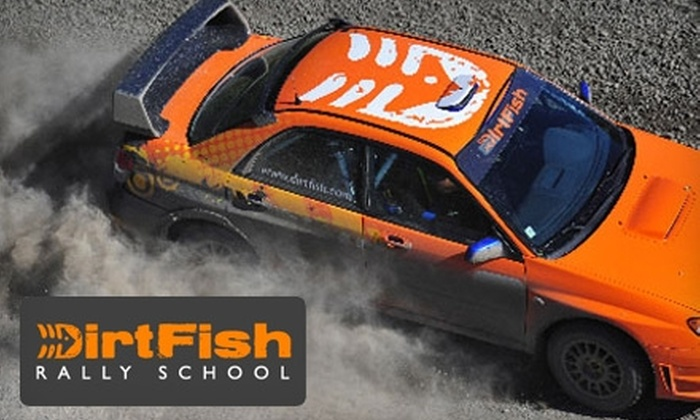 Up to 55% Off Rally Driving Lessons in Snoqualmie - DirtFish Rally ...
