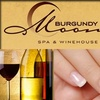 53% Off Manicure, Pedicure, and Glass of Wine