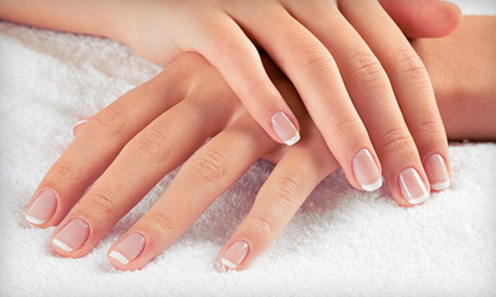 Paris Nails & Spa - Cannon Oaks: $25 Worth of Nail, Skin, and Body Services
