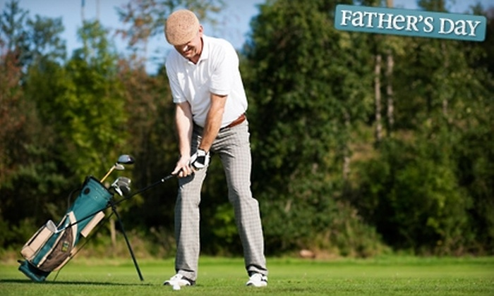 Manteno Golf Club and Learning Center - Manteno: $33 for 18 Holes of Golf & a Cart for Two at Manteno Golf Club and Learning Center (Up to $66 Value)