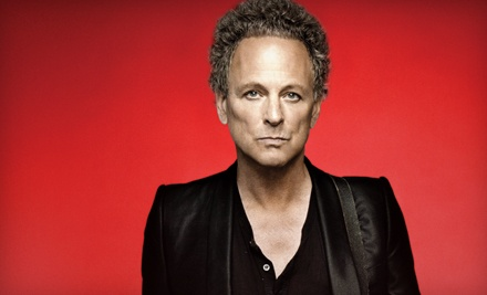 Live Nation: Lindsey Buckingham at Royce Hall at UCLA on Thurs., Oct. 13 at 8PM: Orchestra and Balcony Seating - Lindsey Buckingham in Los Angeles