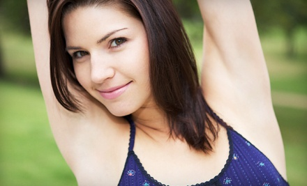 Six Laser Hair-Removal Treatments for One Small Area - Laserderm Medispa in Shrewsbury