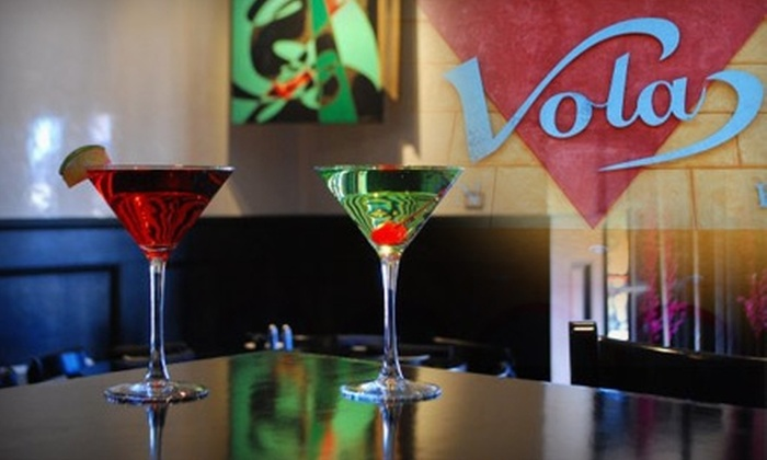 Vola Kitchen and Bar - Dongan Hills: $20 for $40 Worth of Italian Fare and Drinks at Vola Kitchen and Bar