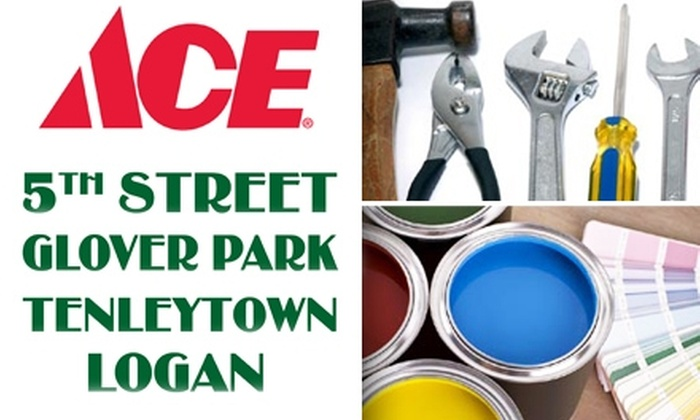 Ace Hardware  - Logan Circle - Shaw: $10 for $20 Worth of Anything You Need at Ace Hardware
