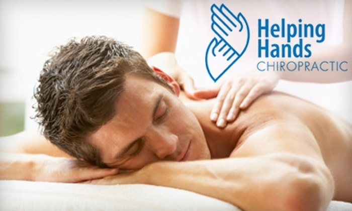 Helping Hands Chiropractic - Frasier Meadows: $39 Chiropractic Screening, Analysis, and Massage/Reflexology at Helping Hands Chiropractic in Boulder (Up to $87 Value)