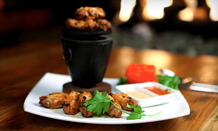 Khazana - Downtown: Authentic Indian Fare for Dinner or Lunch Buffet at Khazana (Up to 52% Off)