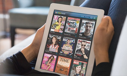 Free 30-Day Digital Subscription to Next Issue Canada Plus 10% Discount for 3 Months & Free USB Battery Charger