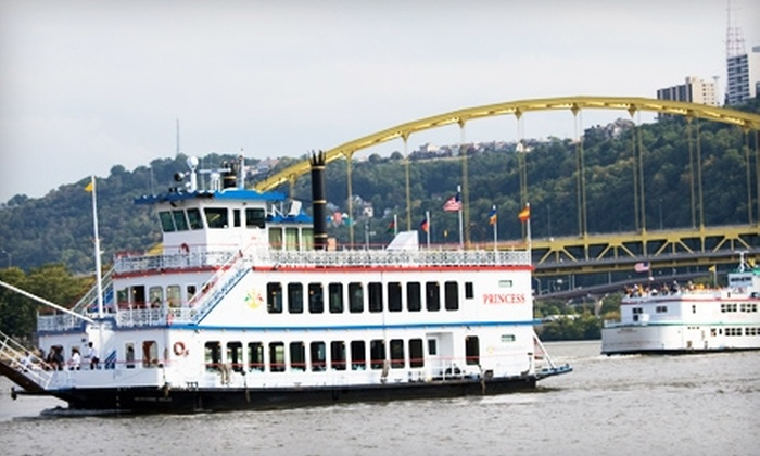 Gateway Clipper Fleet - South Shore: $7 for One Ticket to One-Hour Sightseeing or Good Ship Lollipop Cruise from Gateway Clipper Fleet (Up to $13.50 Value)
