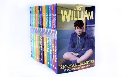 Just William Collection Book Set by Richmal Crompton