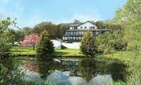 Windermere: 1 to 3 Nights for Two with Breakfast, Dinner, Cream Tea, Leisure and Optional Cruise at Damson Dene Hotel