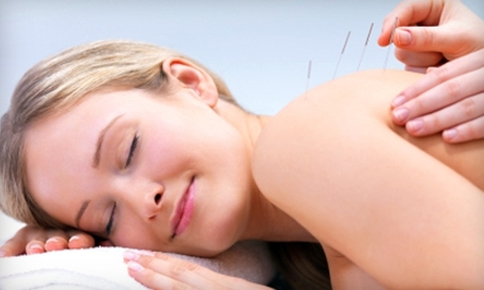 AcuSpa Wellness Center & Spa - Pasadena: $40 for a Combination Massage and Acupuncture Treatment with Health Analysis at AcuSpa in Pasadena (Up to $145 Value)