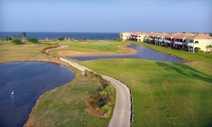 South Padre Island Golf Club - Laguna Vista: $34 for One Round of Golf with Cart at South Padre Island Golf Club in Laguna Vista