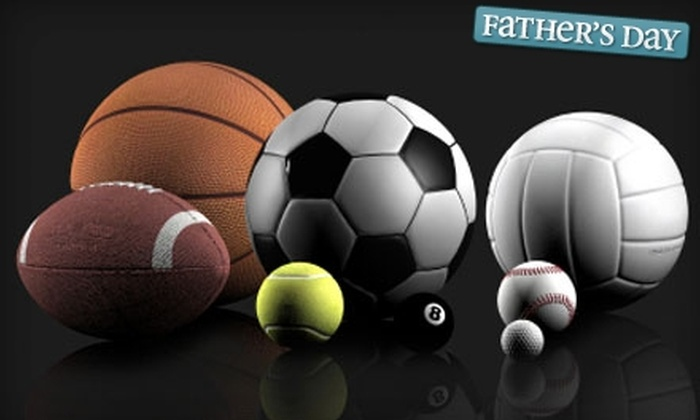 Play It Again Sports - Santa Rosa: $15 for $40 Worth of New and Gently Used Sporting Goods at Play It Again Sports