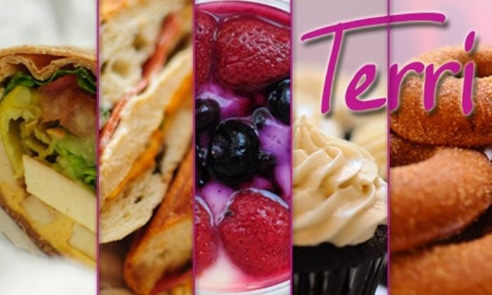 Terri - Flatiron District: $5 for $10 Worth of Vegetarian Fare at Terri