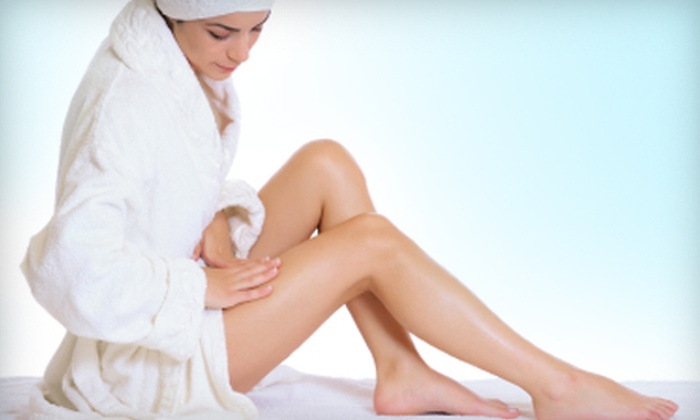Med Spa at Seena One - Garden Acres Area: $99 for Two Areas of Spider-Vein Removal at Med Spa at Seena One in Burleson ($600 Value)