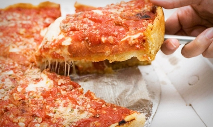 Chicago Pizza - Vail: $10 for $20 Worth of Italian Fare and Drinks at Chicago Pizza in Vail