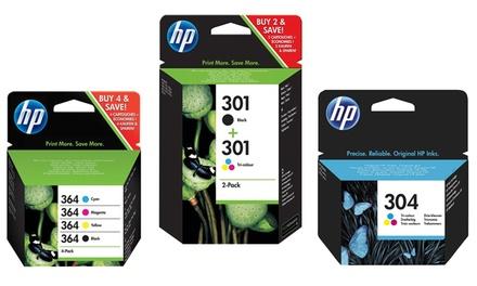 Cartouches dencre originales HP 304 / 303 / 302 / 301 / 300 / 62 / 364, livraison offerte