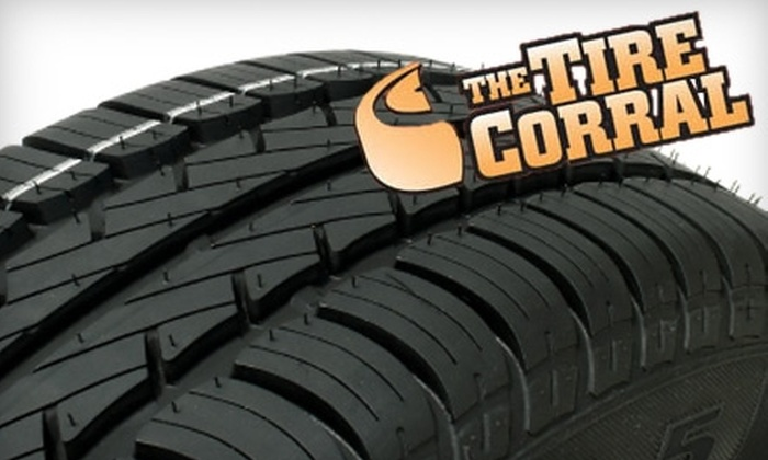 The Tire Corral - Rio Grande Valley: $15 for an Oil Change and Tire Rotation at The Tire Corral (Up to $39.95 Value)