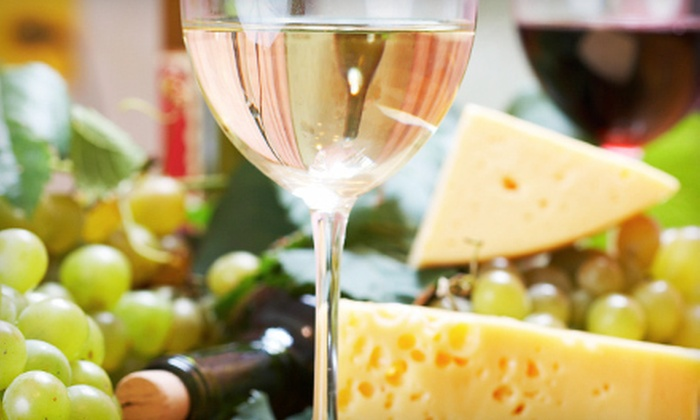Arizona Hops and Vines - Arizona Hops and Vines: Wine Tasting with Cheese for Two or Four at Arizona Hops and Vines in Sonoita (Up to 54% Off)