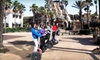 SegCity - Fort Crockett: 30-Minute Segway Experience Tour for One from SegCity in Galveston (Up to 53% Off)