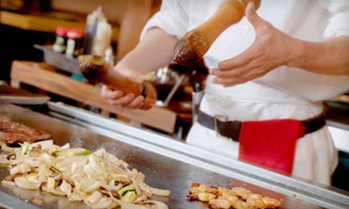 Ichiban - Canton: Japanese Cuisine and Drinks for Dinner or Lunch at Ichiban in Canton