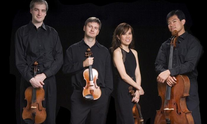 Borealis String Quartet - Detroit: $29 for a Borealis String Quartet Performance for Two ($60 Value)