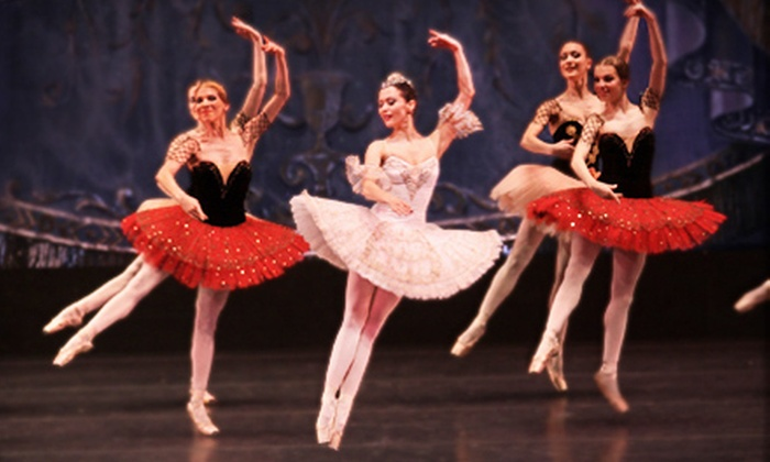 Moscow Festival Ballet - Downtown: Two Tickets to Moscow Festival Ballet at Music Hall Center for the Performing Arts on March 23 (Up to $118.40 Value)