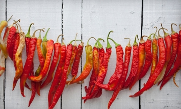 Historic Richmond Town - Richmond Town: $5 for One Adult Admission to 2nd Annual New York City Chili Cookoff at Historic Richmond Town in Staten Island ($9 Value)