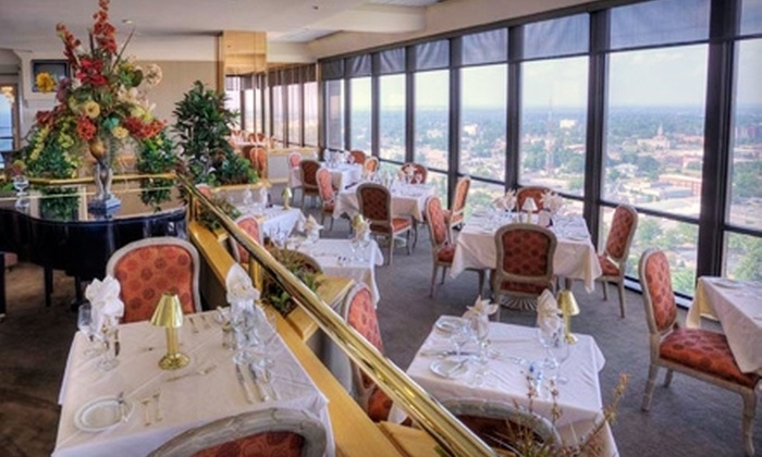 The Tower Club - Downtown Springfield: Upscale Dining for Dinner or Lunch and Membership at The Tower Club