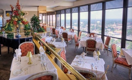 The Tower Club: $20 Groupon for Lunch and a 3-Month Membership - The Tower Club in Springfield
