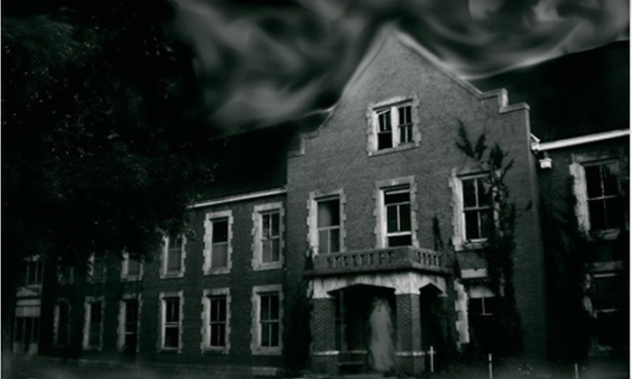 Strange Manor Haunted House - Liberty: Strange Manor Haunted House Visit for Two, Four, or Six in Liberty (Up to 61% Off)