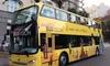 Tour en bus por Madrid