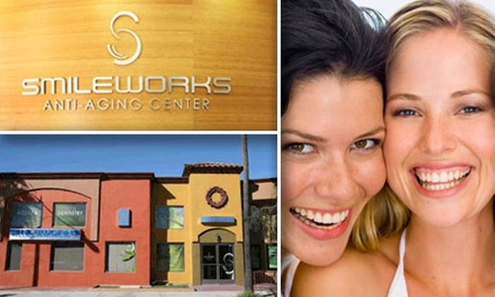 SmileWorks - Redondo Beach: $49 for Oral Exam, X-Rays, and Cleaning at SmileWorks
