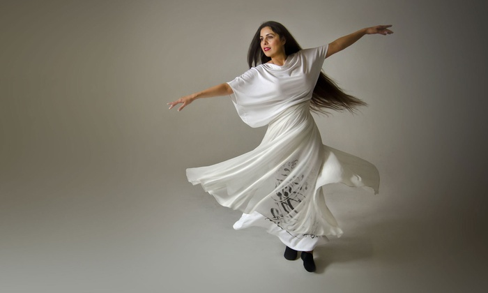 Sacred Circle with Soha Sharif - Los Angeles: Two Hours of Group Dance Lessons or Two 30-Minute Private Dance Lessons from Chakra Vasht (60% Off)