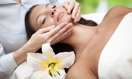 Relaxation Retreat Spa Package with Optional Upgrade at Salon Nouveau (Up to 55% Off)