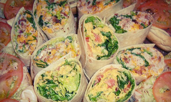 Wrap'd Tight - South Bethlehem Downtown Historic District: 5 or 10 Visits for Wraps, Hoagies, and Baked Potatoes at Wrap'd Tight (Up to 52% Off)