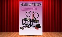 """2 places en catégorie 1 pour """"Mars et Vénus"""", à 22 € au Théâtre Athéna à Nice"""