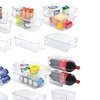 Fridge and Freezer Bin Set (6-Piece)
