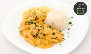 Comida Muito Boa: Comida Muito Boa - CADEG: kit de comida caseira tradicional ou funcional/low carb com 7 pratos