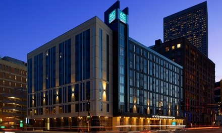 Stay at AC Hotel Minneapolis Downtown