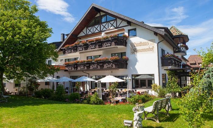 Hotel alemannenhof groupon for Hotel design foret noire