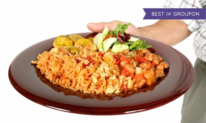 La Cocina Boricua - Westchester Village: Puerto Rican Dinner for Two or Four at La Cocina Boricua (Up to 38% Off)