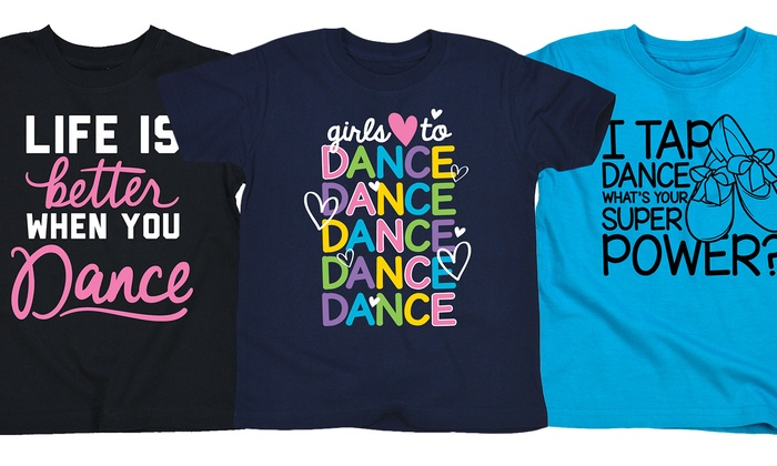 Buy low price, high quality shirt dance girl with worldwide shipping on tentrosegaper.ga
