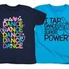 Girls' Dance T-shirts