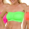 3-Pack of Seamless Bandeau Bras