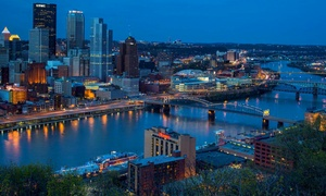 Hotel on the River at Sheraton Pittsburgh Hotel at Station Square, plus 6.0% Cash Back from Ebates.