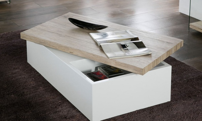 tout neuf 3a94d 68c22 Groupon Table Basse | spartakiev