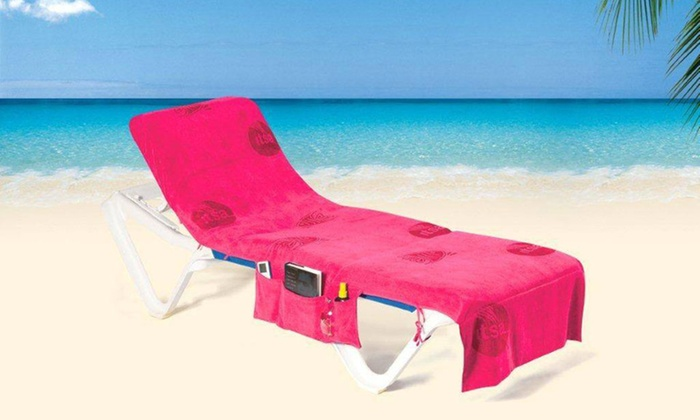 Convertible Beach Towel Bags Groupon Goods