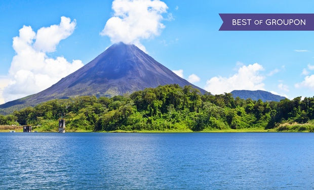 TripAlertz wants you to check out ✈ Vacation in Costa Rica w/ Air from Travel by Jen. Price per Person Based on Double Occupancy (Buy 1 Groupon/Adult). ✈ 6-Night Costa Rica Vacation with Airfare from Travel by Jen - Costa Rica Vacation with Airfare