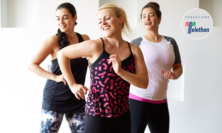 10 o 20 lezioni fitness a scelta